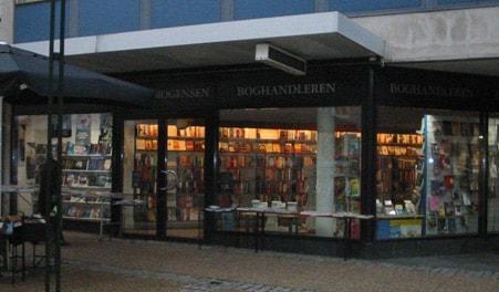 Betty Mogensens Boghandel