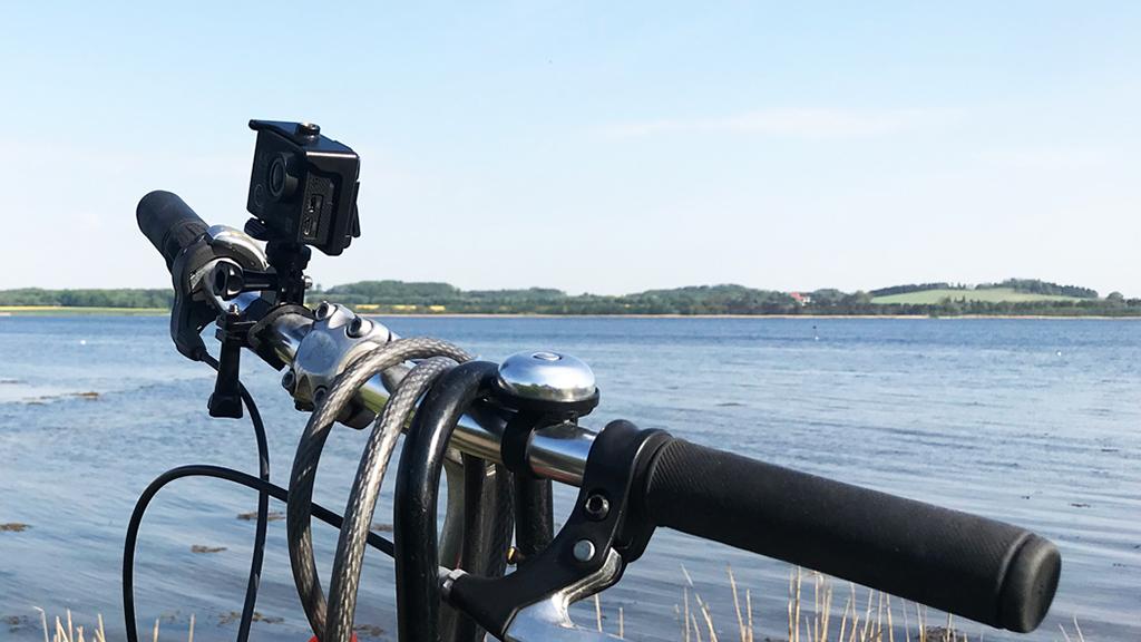 Cykel på Fjordstien | Copywrite VisitHolbæk