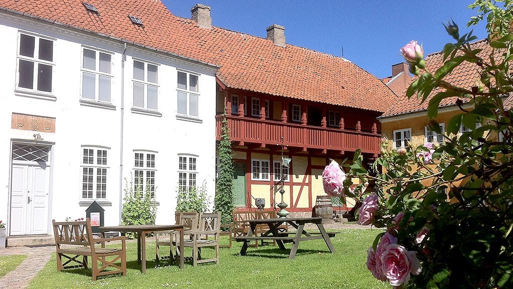 Museumsgården i Holbæk Museum