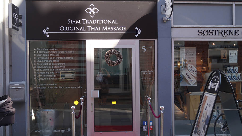 Thai massage holstebro fetish