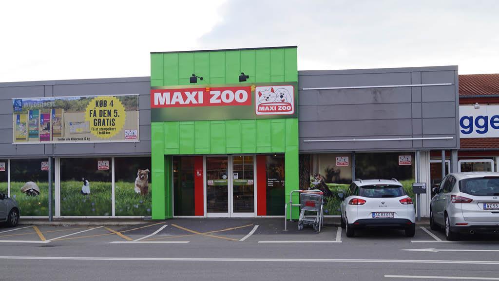 maxi zoo odense
