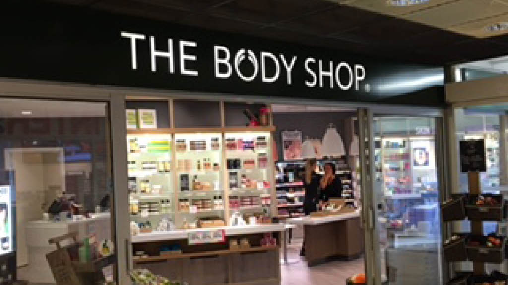 The Body Shop | Visitholstebro