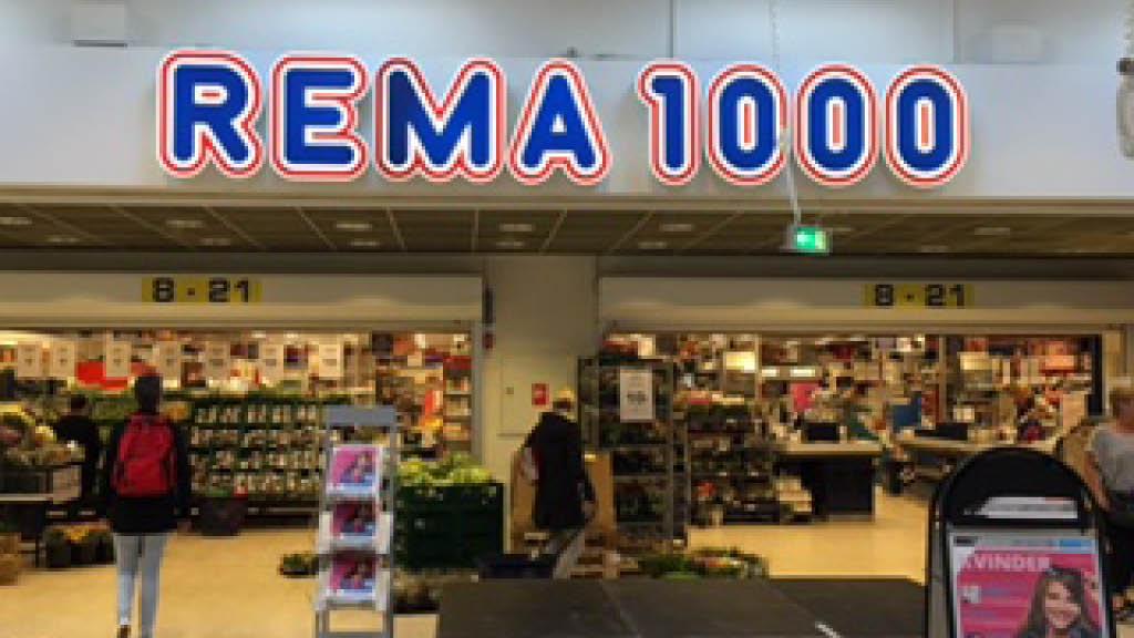 rema 1000 åbningstider norge