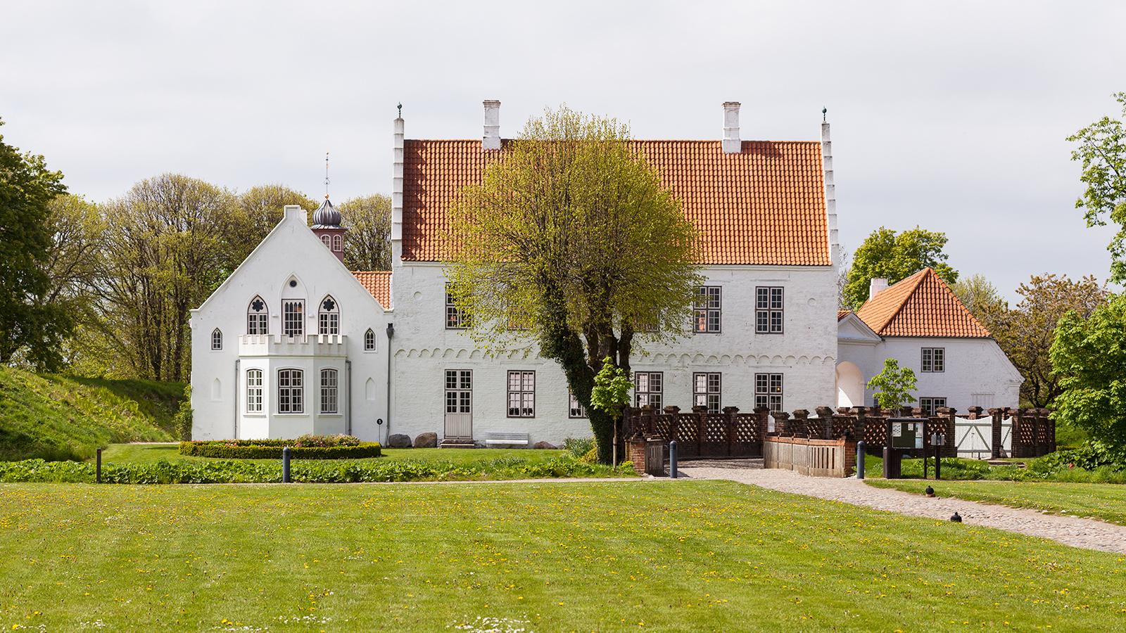 Herregården Nørre Vosborg