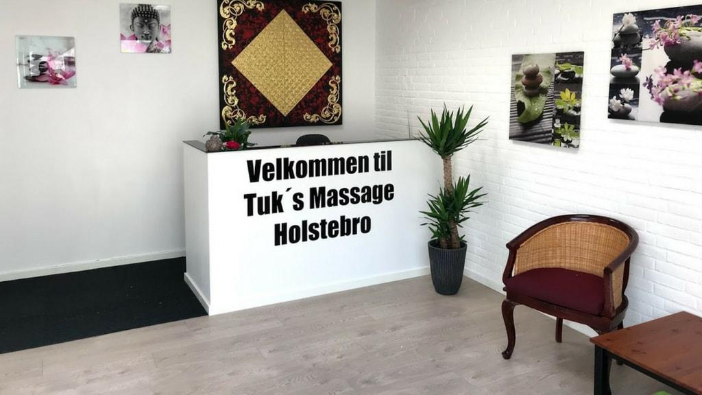 Tuk´s Massage Holstebro
