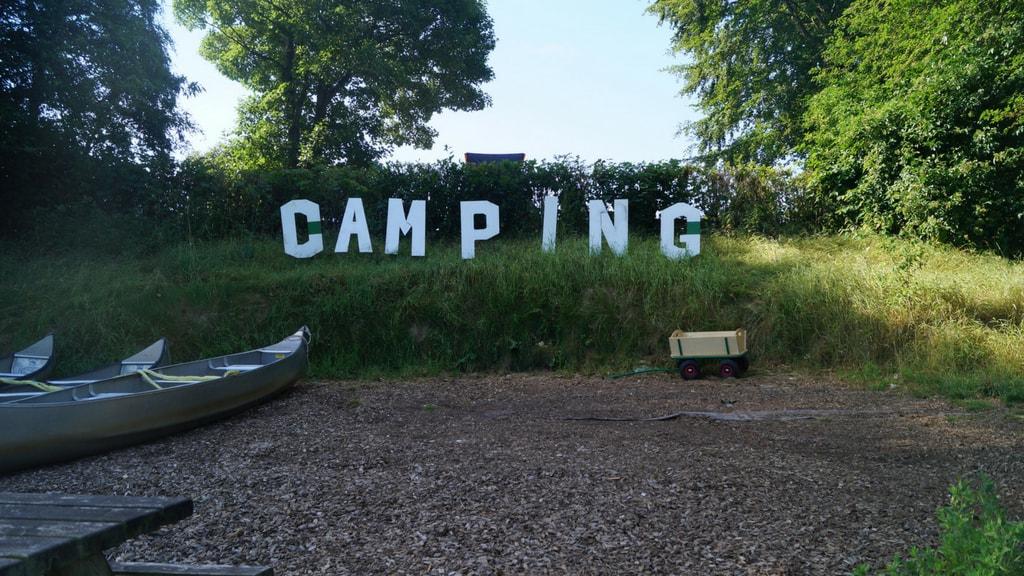 DCU Holstebro Sø Camping