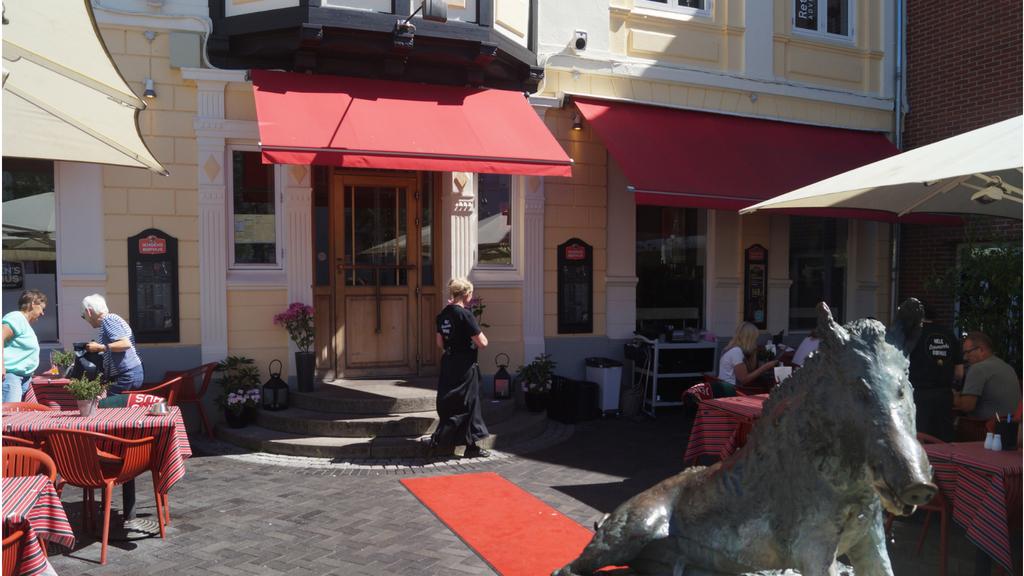 restaurant jensens bøfhus holstebro holstebro