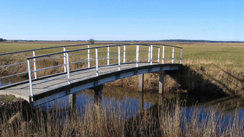 Broen over Kast Å