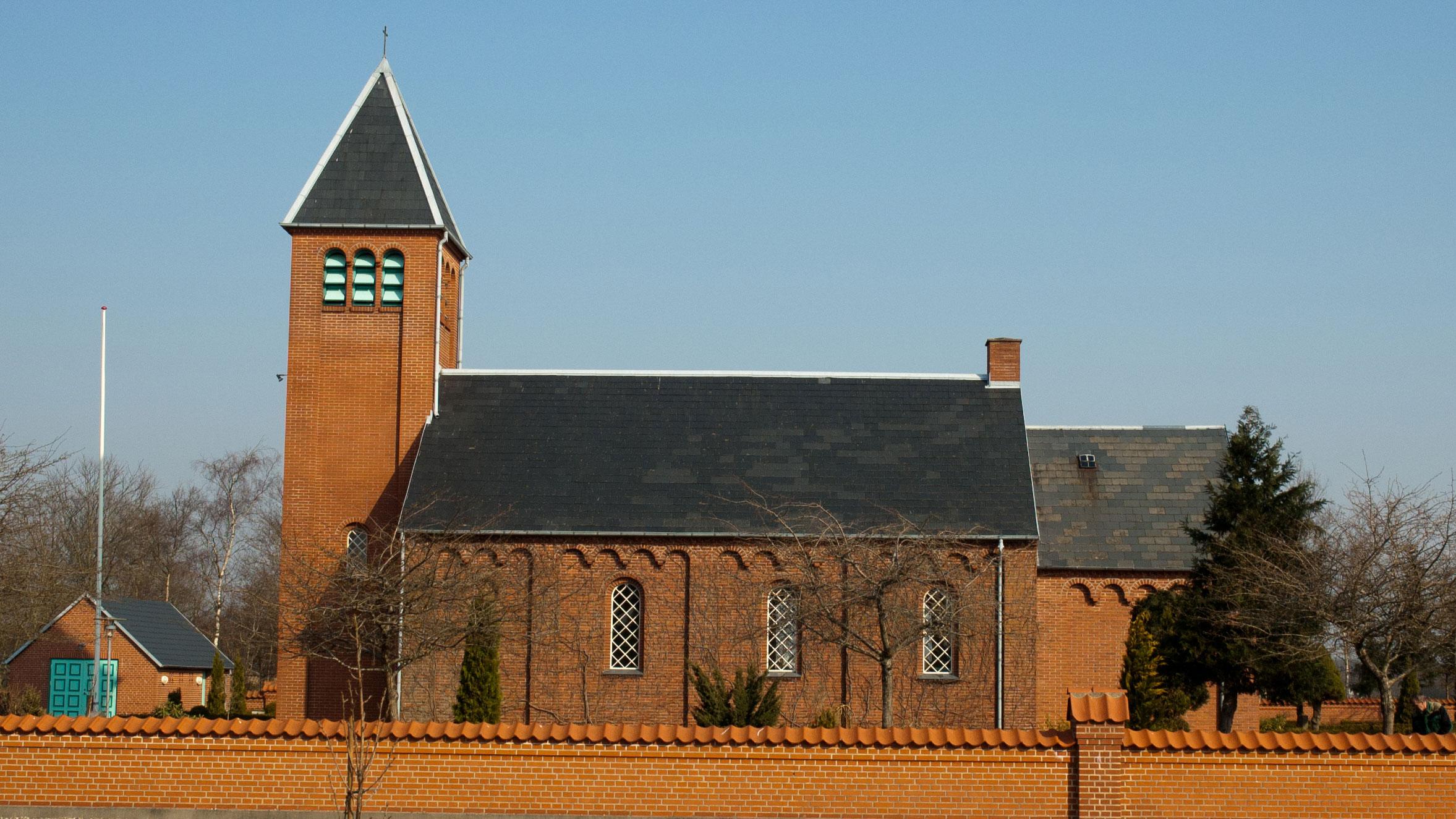 Hogager Kirke