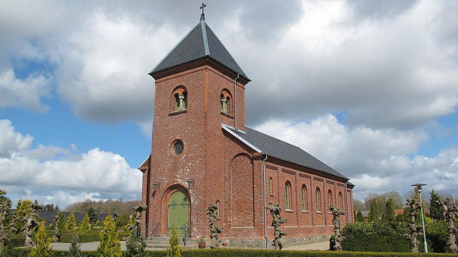 Tvis Kirke