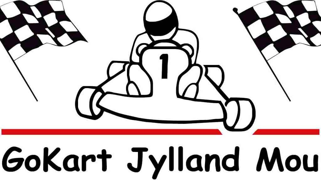 Gokart Jylland Mou Logo