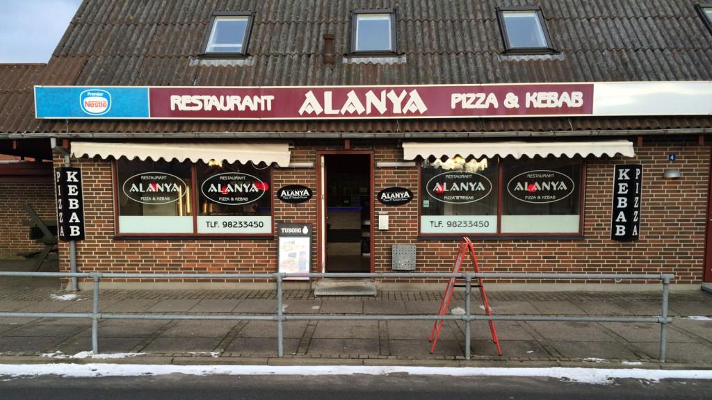 Alanya Restaurant Pizza & Kebab