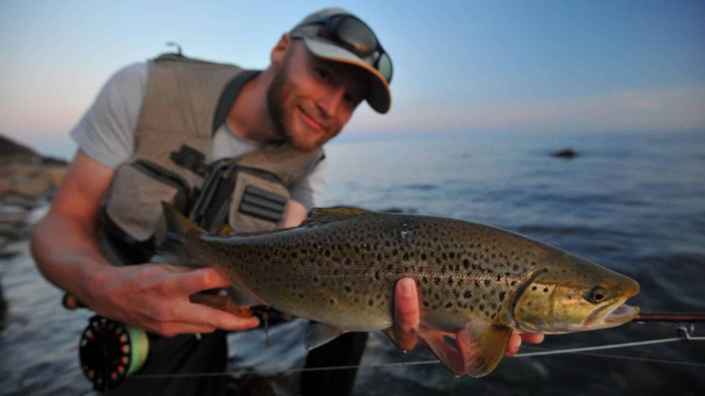 Lystfiskeri på Sjælland