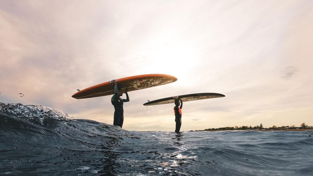 Popupsurfshop Surfskole