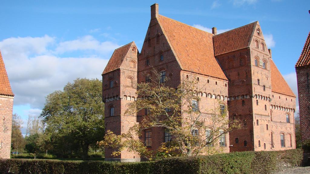 slotte på midtsjælland