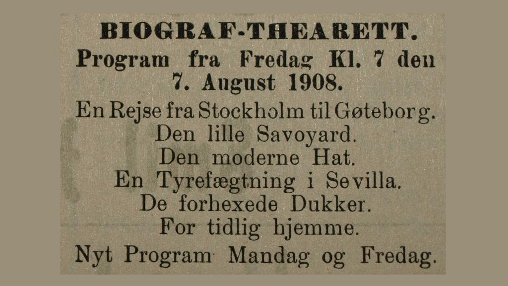 Danmarks bedste bryster Korsør biograf Korsør