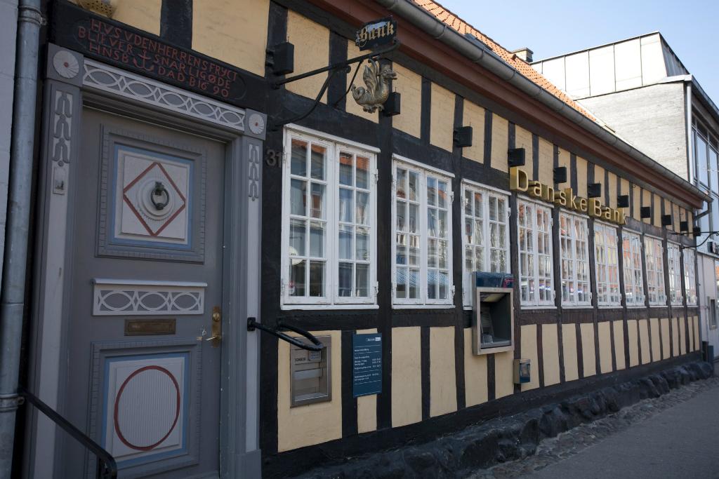 den danske bank nyborg