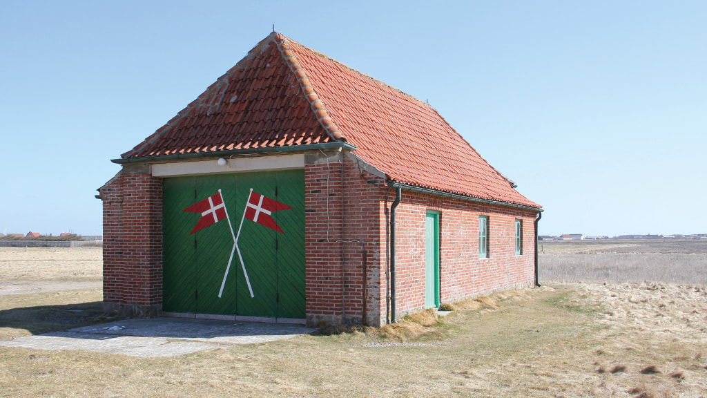 Flyvholm Redningsstation