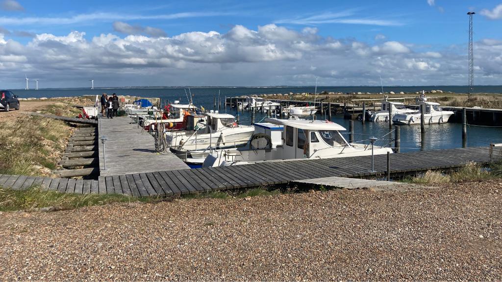 Haarum Havn - Lystbåde