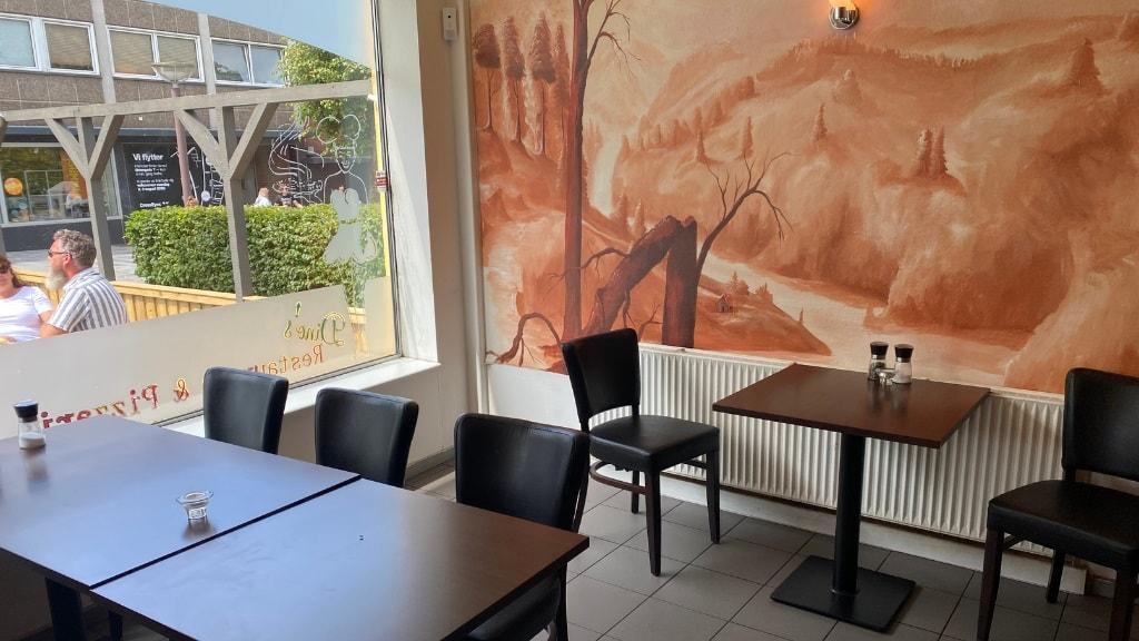 Kebab House og Pizzaria Lemvig - Restauranten