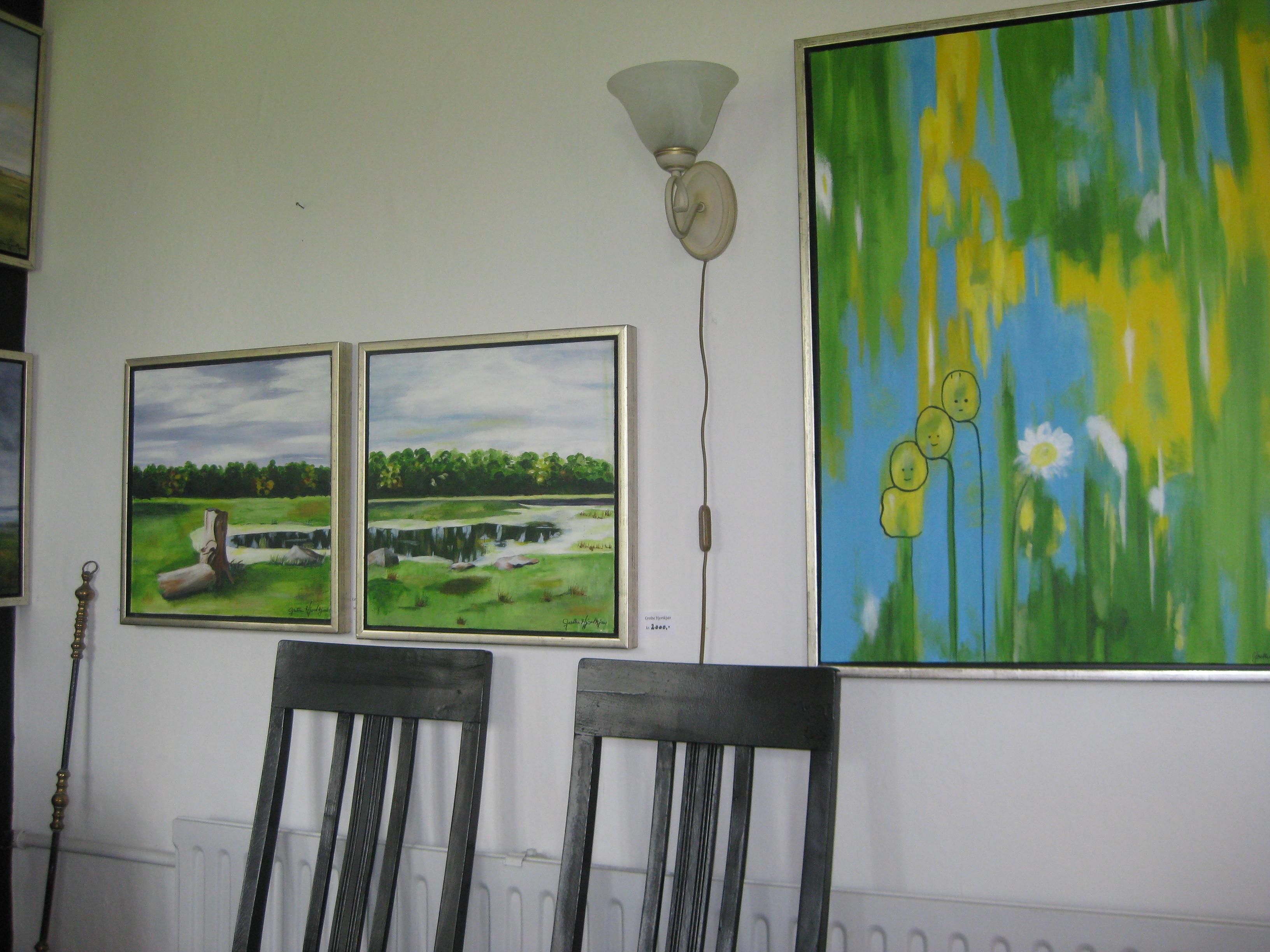 Grethe Hjortkjaer, Lemvig