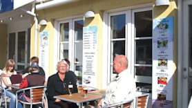 Restaurants and Cafes in Løkken | Toppenafdanmark