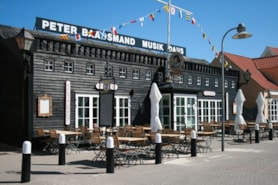 Peter Baadsmand - Live music in maritime restaurant