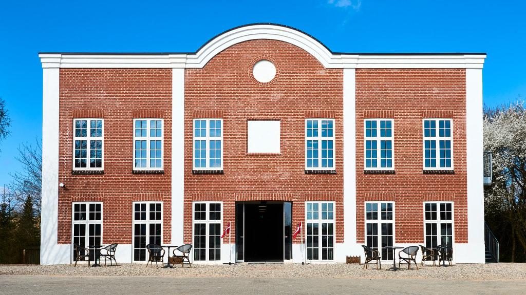 Milling Hotel Park - ny konference bygning
