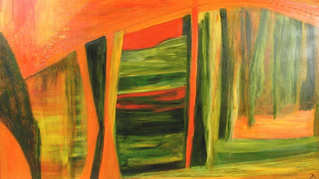 Dina Amholt / Galleri Koloristen
