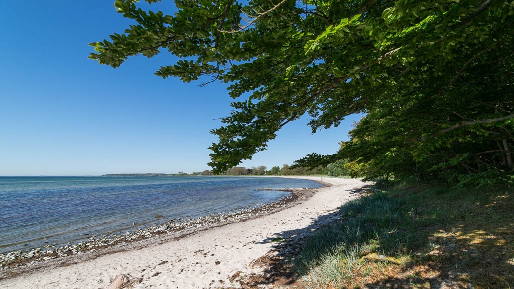 Faxe Ladeplads Strand