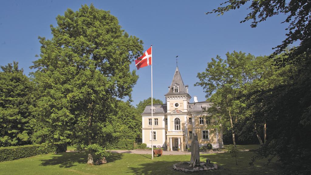 Liselund Ny Slot Hotel | Sydkystdanmark