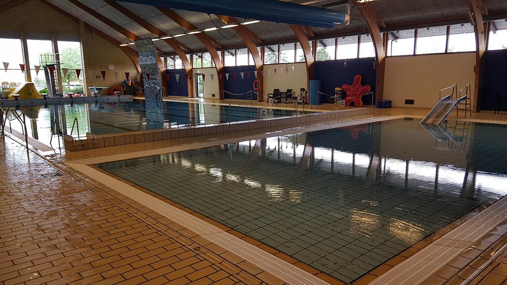Nykomna Public swimming pool on Møn   Sydkystdanmark MA-17