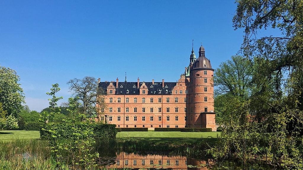 Vallø Slot på Stevns