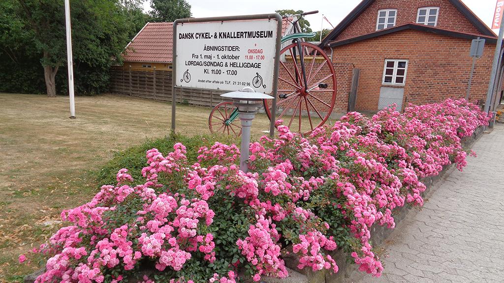 Dansk Cykel & Knallert Museum
