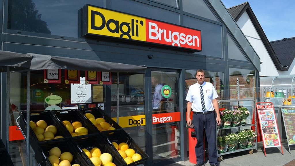 Dagli'Brugsen Morud