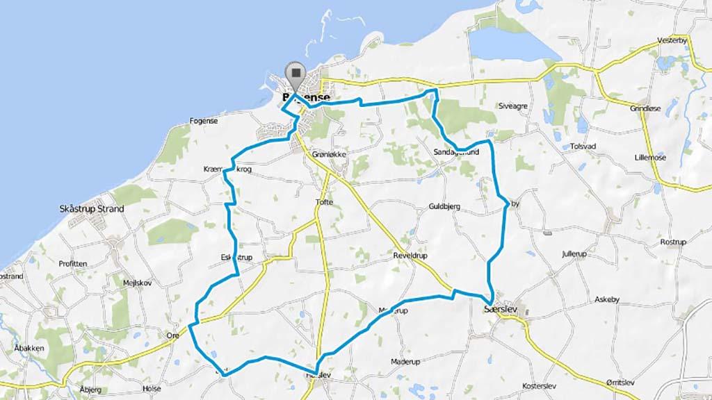 Visit Gyldensteen Strand Activities Nordfyn