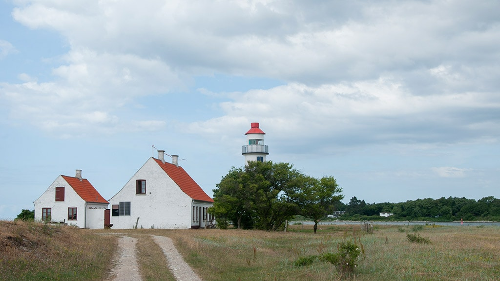 Fyrtårn på Enebærodde