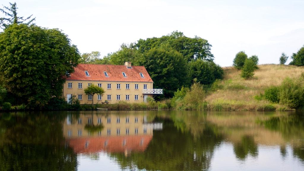 Kongshøj Mølle Nyborg møllesø