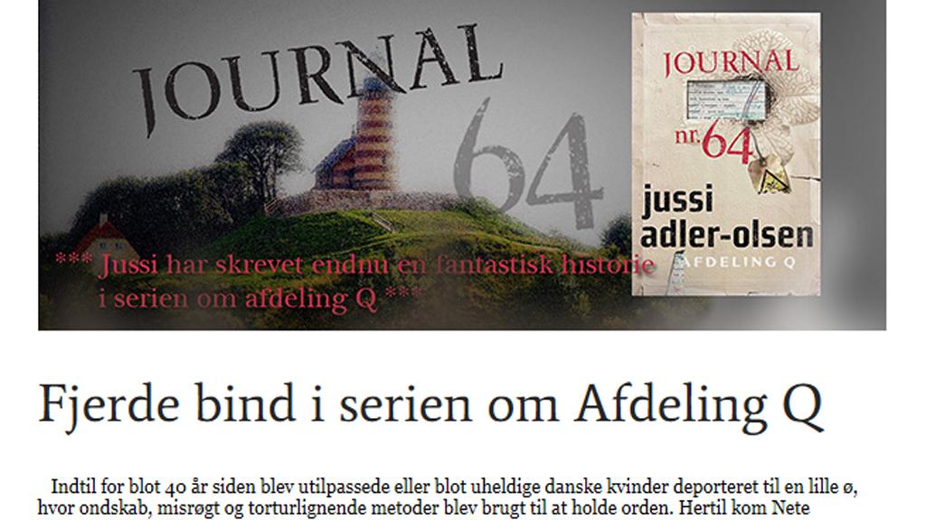 Jussiadlerolsen.dk
