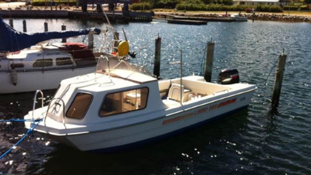 Nyborg Bådudlejning motorbåd