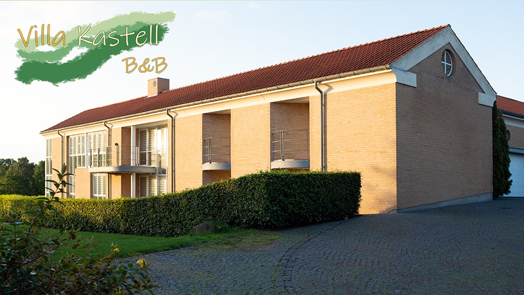 Villa Kastell Bed and Breakfast