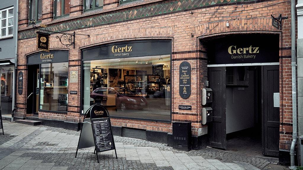 Gertz Danish Bakery