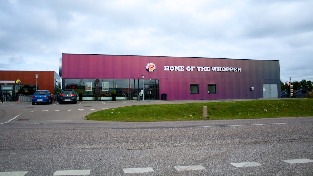 Burger King Nyborg