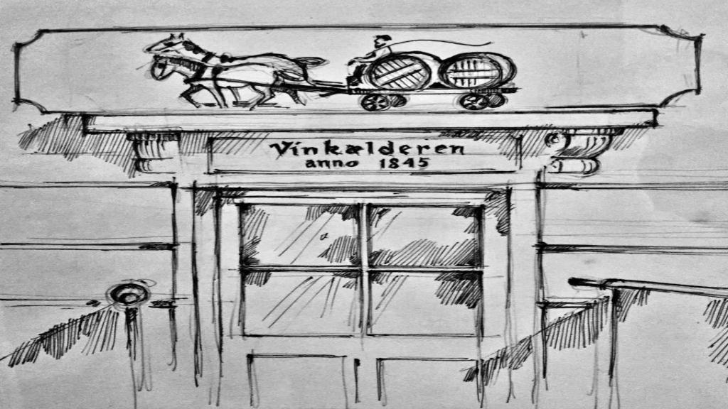 Restaurant Vinkælderen Visitlolland Falster