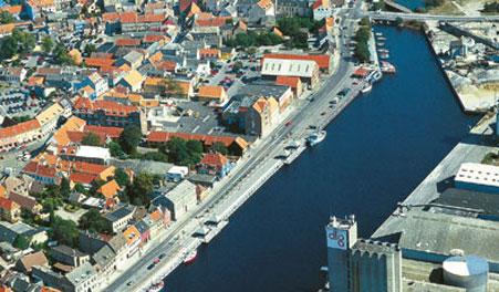 Nakskov Havn | Visitlolland-falster