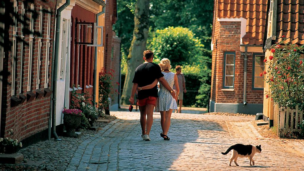 Ribe - Danmarks ældste by
