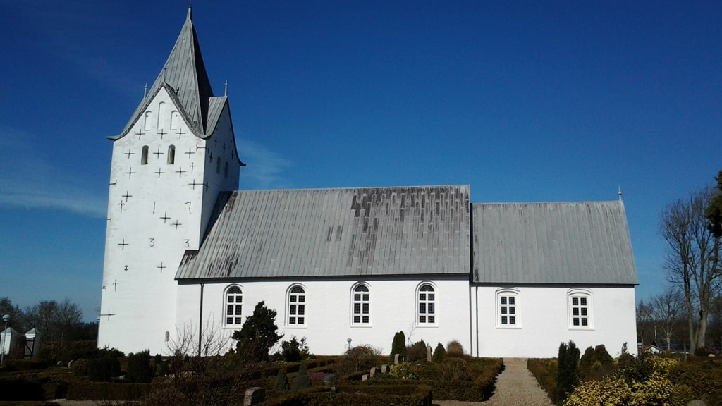 Vester Vedsted Kirke | kirker ved Ribe