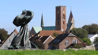 Statue - Dronning Dagmar