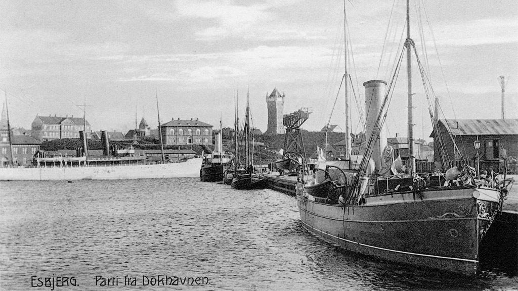 Esbjerg Byhistoriske Arkiv