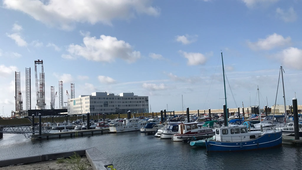 Esbjerg Strand marina